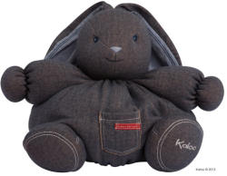 Kaloo Blue Denim Maxi Chubby Rabbit - Puha nyuszi 40cm