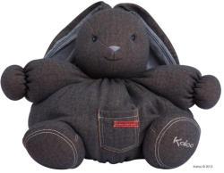 Kaloo Blue Denim Maxi Chubby Rabbit - Puha nyuszi 40cm