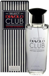 Antonio Banderas Select Diavolo Club EDT 100ml