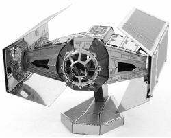Metal Earth Star Wars Darth Vader TIE Fighter űrrepülője Metal Earth (METAL012538)