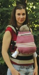Nandu ECO Buckle Baby Carrier