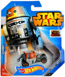 Mattel Hot Wheels - Star Wars kisautók - Chopper