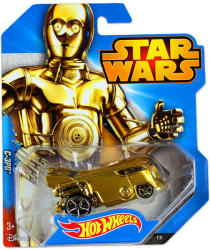 Mattel Hot Wheels - Star Wars kisautók - C-3PO