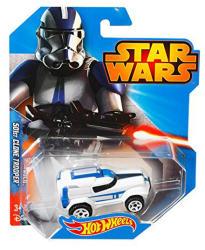 Mattel Hot Wheels - Star Wars kisautók - 501st Clone Trooper (CGW41)