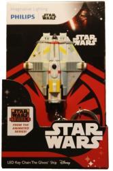 Philips Star Wars Rebels világító kulcstartó - A lázadók szellemhajója (FO-PSW88716)