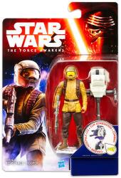 Hasbro Star Wars - Az ébredő erő - Ellenálló katona (B3451)