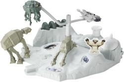 Mattel Hot Wheels - Star Wars - Csillaghajó központ - Hoth Echo Base Battle
