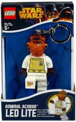 LEGO Star Wars - Ackbar admirális világító kulcstartó