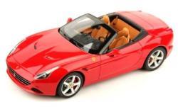 Bburago Ferrari California cabrio 1:18 - fém autómodell