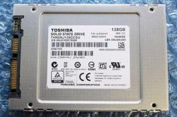 """Toshiba 2.5"""" 128GB SATA 3 THNSNJ128GCSY"""