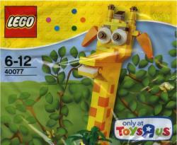LEGO Creator - Zsiráf fej (40077)