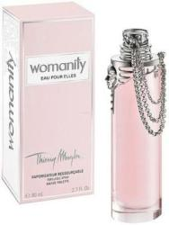Thierry Mugler Womanity Eau Pour Elles EDT 80ml