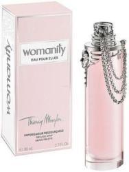 Thierry Mugler Womanity Eau Pour Elles EDT 80ml