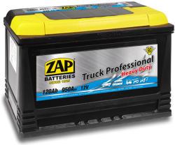 ZAP Plus 120Ah 950A Jobb+