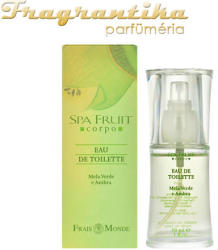 Frais Monde Spa Fruit Green Apple and Amber EDT 30ml