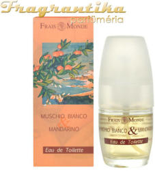 Frais Monde White Musk and Mandarin Orange EDT 30ml