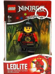 LEGO Ninjago - Nya világító kulcstartó (R-IQKE78)