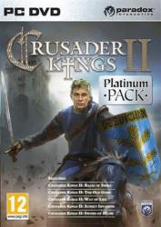 Paradox Crusader Kings II [Platinum Pack] (PC)