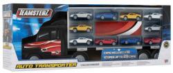 HTI Teamsterz - autóhordozó táska 10 autóval