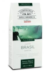 Compagnia dell' Arabica Brasil Santos, őrölt, 250g