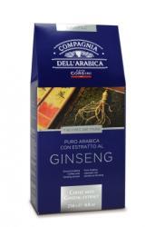 Compagnia dell' Arabica Caffe al Ginseng, őrölt, 250g