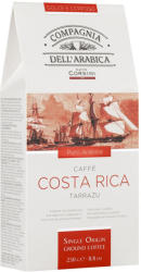Compagnia dell' Arabica Costa Rica Tarrazu, őrölt, 250g
