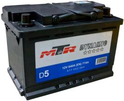 MTR Dynamic 77Ah 640A (577002064)