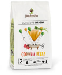 Johan & Nyström Colombia Decaf Single Origin, szemes, 250g