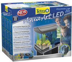 Tetra Discovery Line AquaArt LED White Edition akvárium szett (20L)