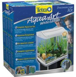 Tetra Discovery Line AquaArt White Edition szett (30L)