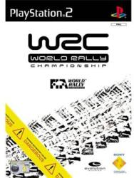 Sony WRC World Rally Championship (PS2)