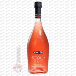 Martini Royale Rosato (Édes) 0.75L
