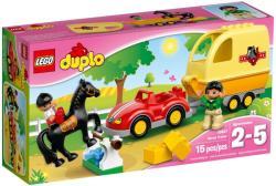 LEGO Duplo - Lószállító utánfutó (10807)