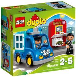 LEGO Duplo - Rendőrjárőr (10809)