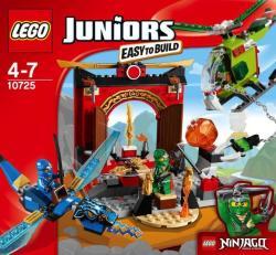 LEGO Juniors - Elveszett templom (10725)