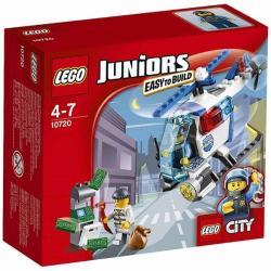 LEGO Juniors - Rendőrségi helikopteres rajtaütés (10720)