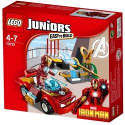 LEGO Juniors - Vasember Loki ellen (10721)