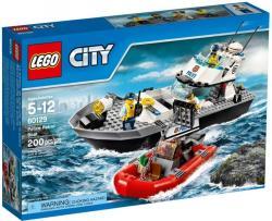 LEGO City - Rendőrségi járőrcsónak (60129)