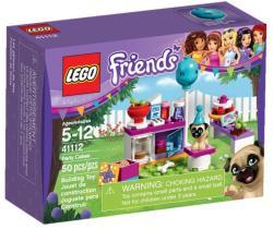 LEGO Friends - Parti sütemények (41112)