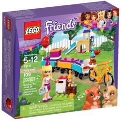 LEGO Friends - Partivonat (41111)