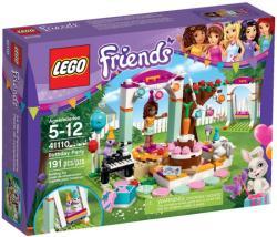 LEGO Friends - Születésnapi zsúr (41110)