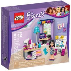 LEGO Friends - Emma kreatív műhelye (41115)