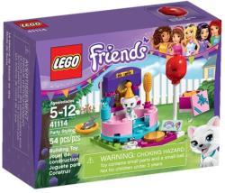 LEGO Friends - Öltözködés a partira (41114)