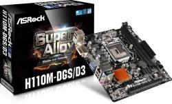 ASRock H110M-DGS/D3