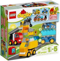 LEGO Duplo - Első járműveim (10816)