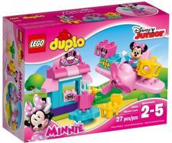 LEGO Duplo - Minnie kávézója (10830)