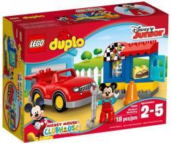 LEGO Duplo - Mickey műhelye (10829)