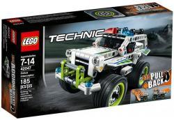 LEGO Technic - Rendőrségi elfogó jármű (42047)