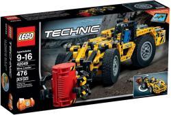 LEGO Technic - Bányászrakodó (42049)