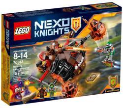 LEGO Nexo Knights - Moltor lávazúzója (70313)
